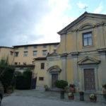 Il Conventino - Firenze. Progetto per il restauro e la riabilitazione funzionale del complesso monumentale.