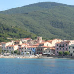 """Marciana Marina (LI) - Isola d'Elba. Piano del Colore e Progetto Norma dell'edificato del Lungomare """"da Torre a Torre""""."""