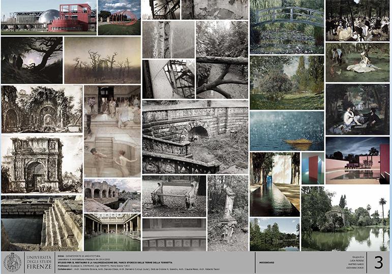 Parco storico delle Terme Torretta - Montecatini T.me (PT)