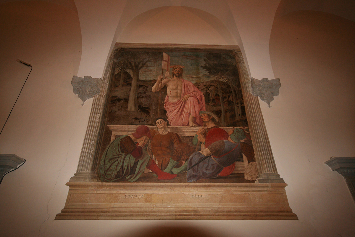 Museo Civico - Sansepolcro (AR)