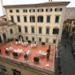 Palazzo Vaj - Prato. Ricerca storica e progetto preliminare e definitivo per la riqualificazione del complesso monumentale.