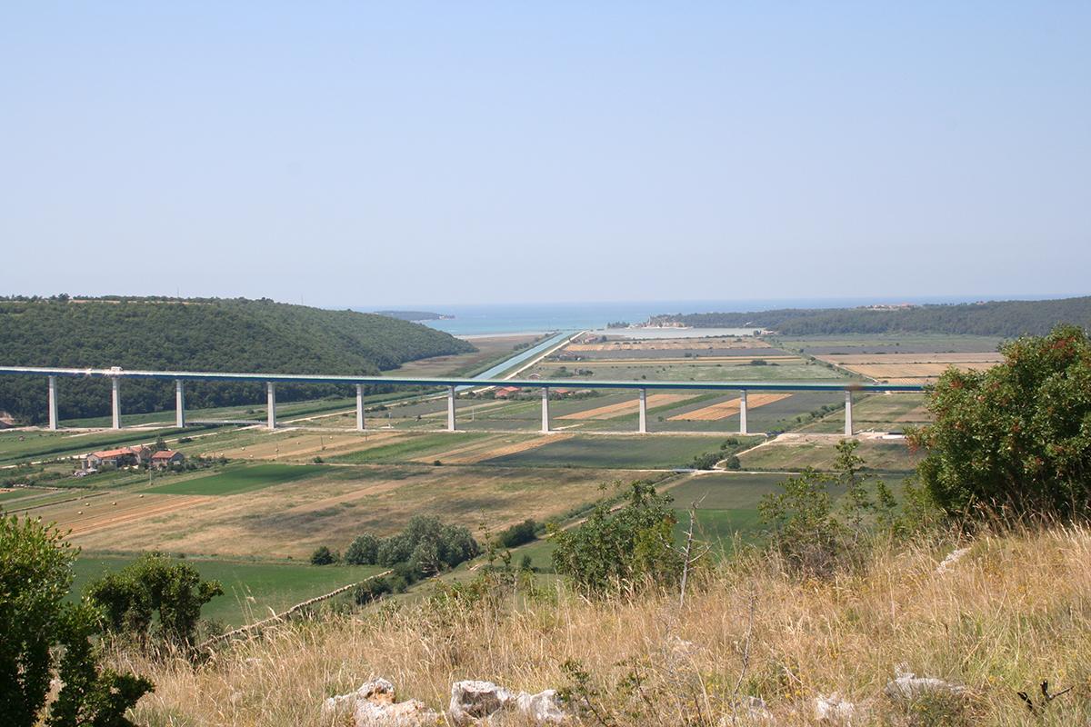 Studio di impatto ambientale - Verteneglio (Istria)