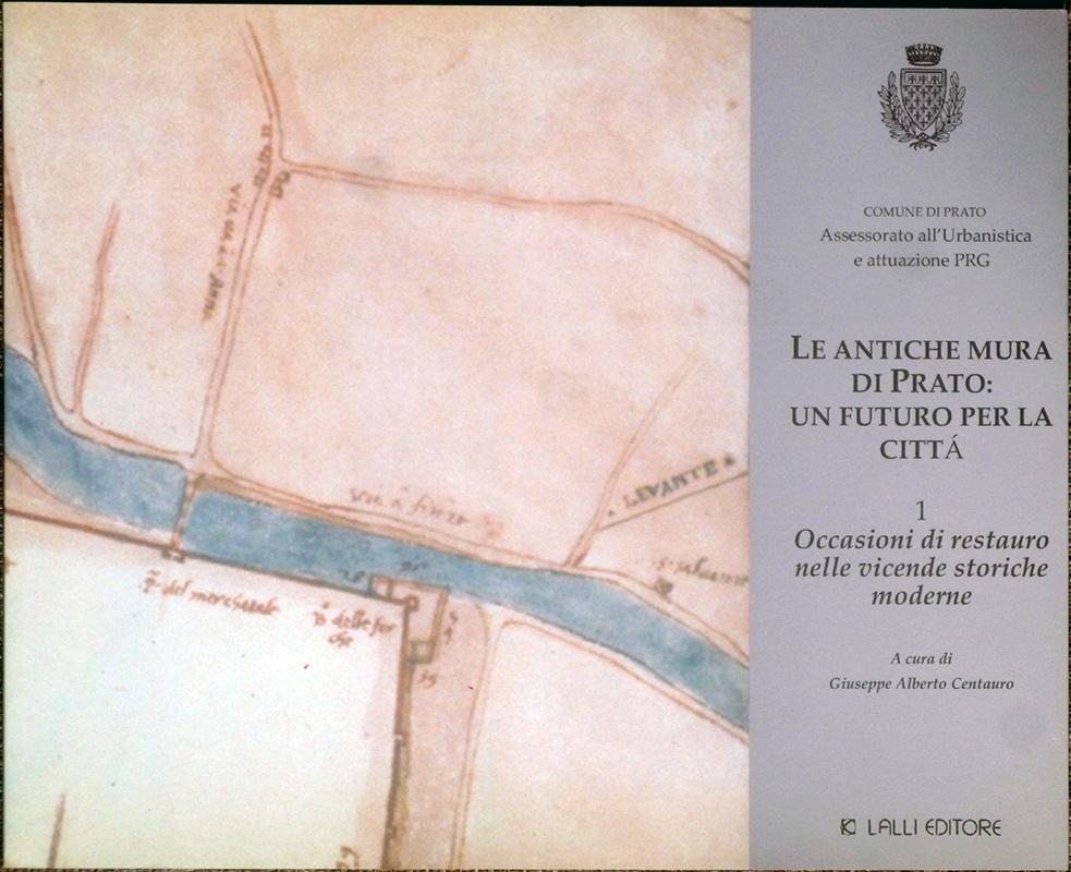 Antiche mura di Prato