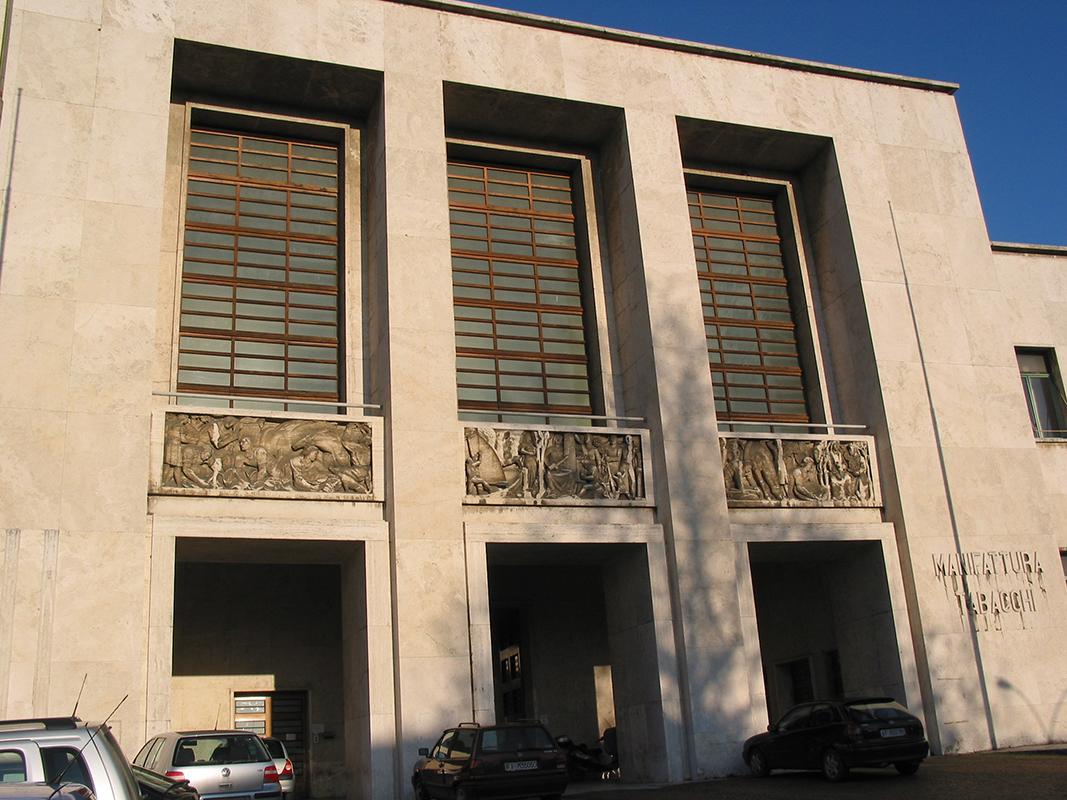 Ex Manifattura Tabacchi - Firenze