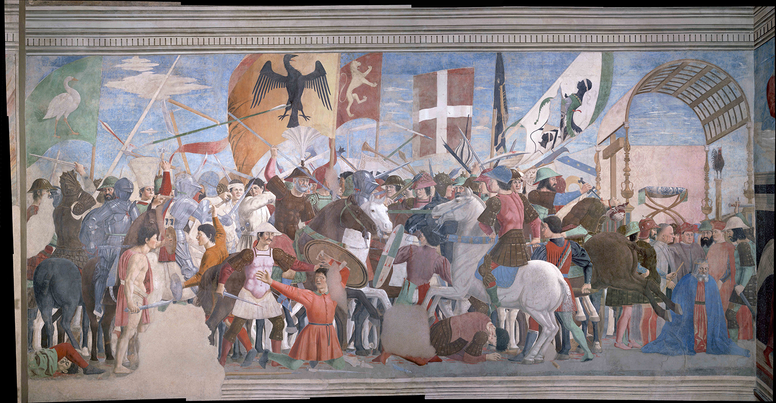 Progetto Piero della Francesca (Arezzo - Monterchi)
