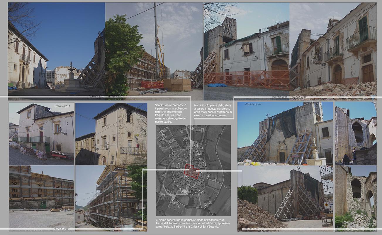 Abruzzo - Piano di ricostruzione postsismico
