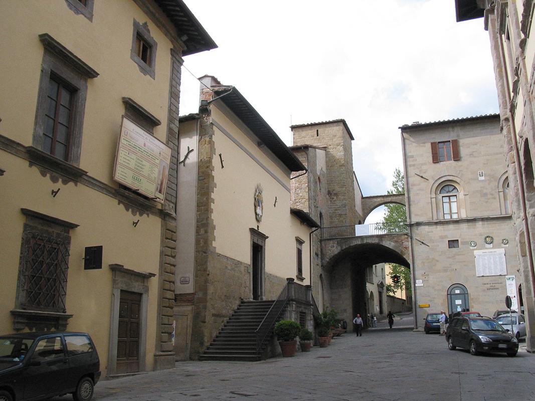 Sistema Urbano Integrato - Sansepolcro (AR)