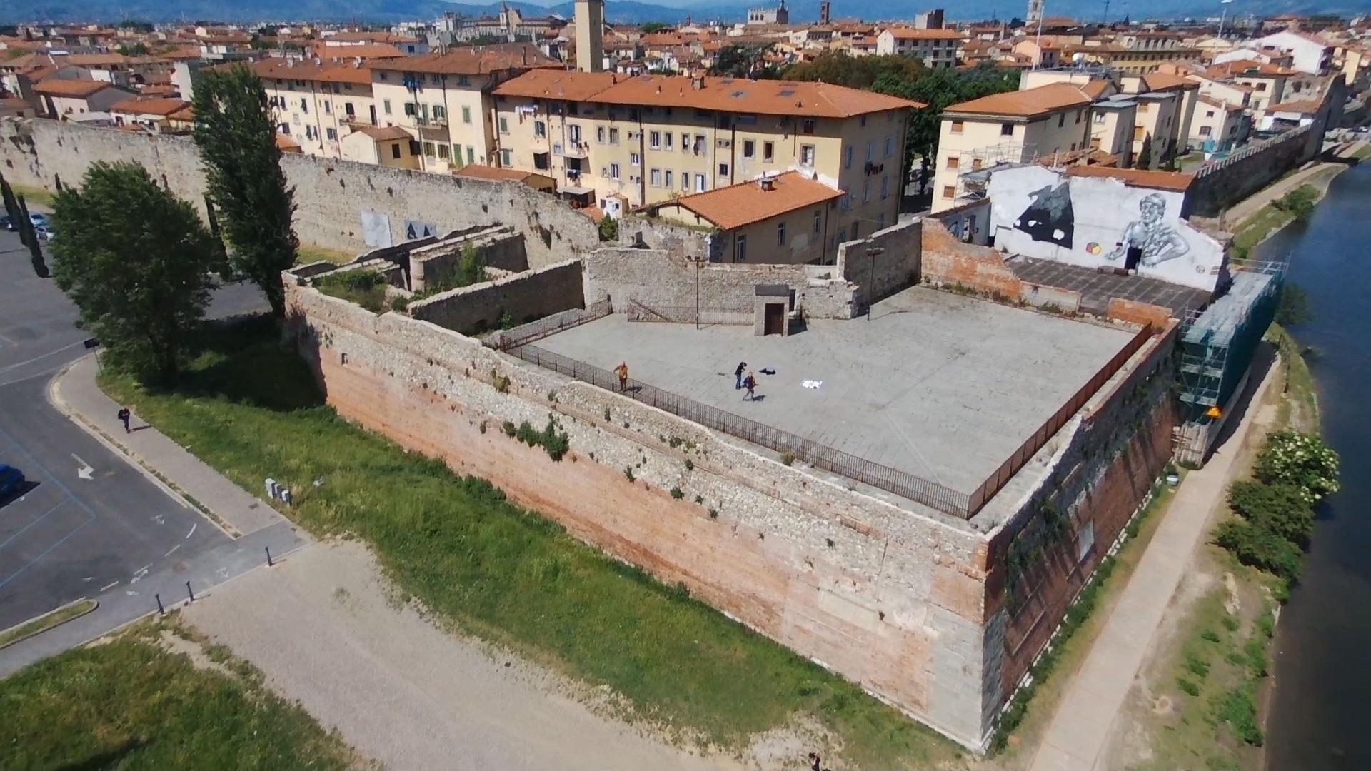 Bastione delle Forche - Prato