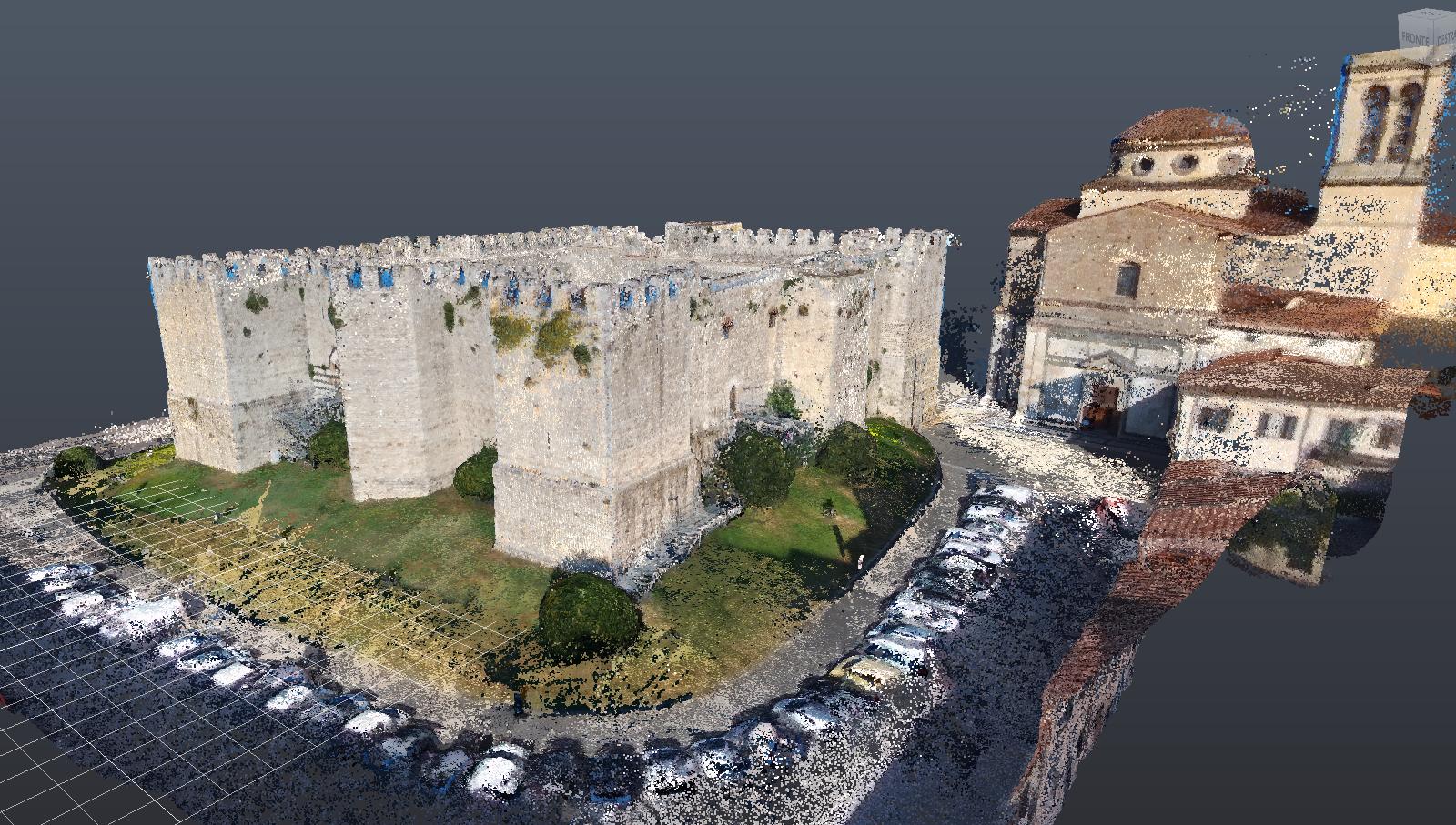 Castello dell\'Imperatore - Prato