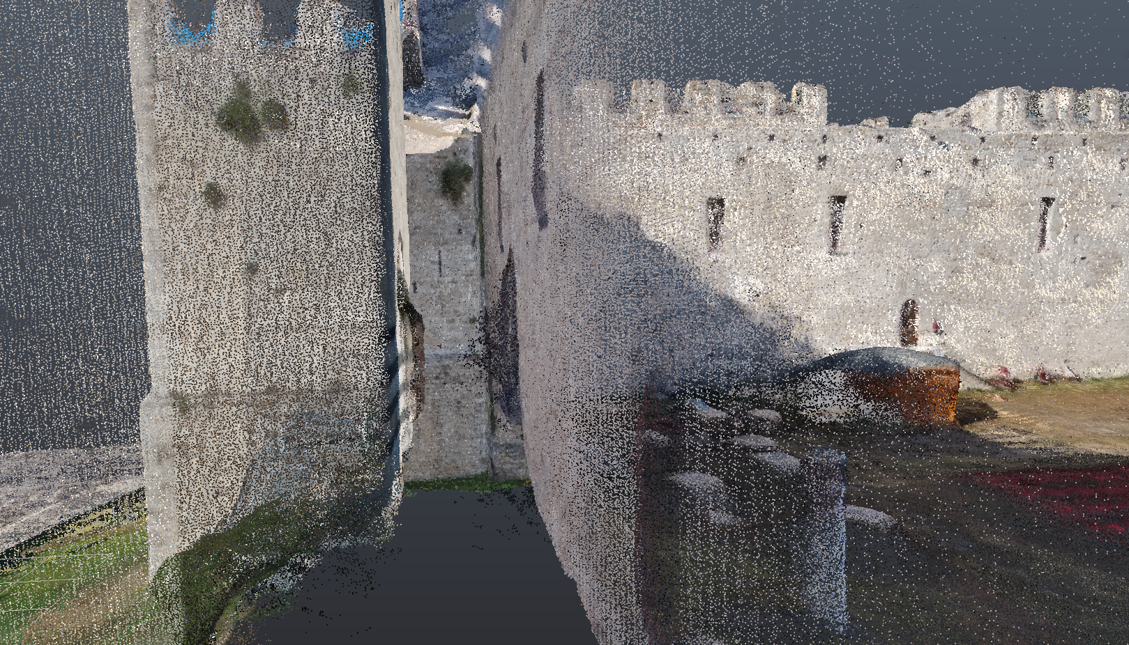 Castello_pointcloud